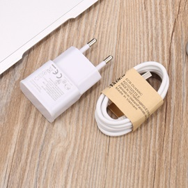 Wall Charger Universal Portable Chargerfor iPhone 8/7/7 Plus, 5/5S, iPad Pro, Galaxy S8/8, S7/S7 Edge & more