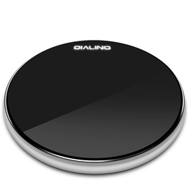 QIALINO Wireless Changer for iPhone X, iPhone 8/8 Plus, Samsung, Qi Certified Wireless Charging Pad