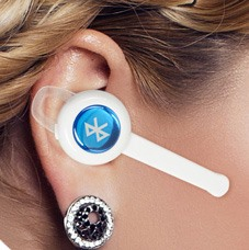 Wireless Bluetooth 3.0 Stereo Earphone With Mic Control For Mobile Phone&Laptop