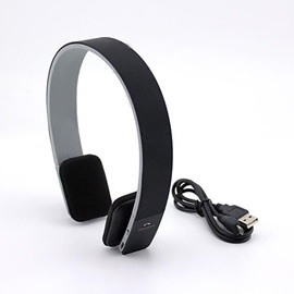 Bluetooth/Audio in Headset with MIC for Smart Phone/PC