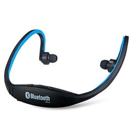 Wireless Bluetooth On-ear Sports Headphones