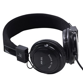 JKR-101 Wired On-ear Headphone