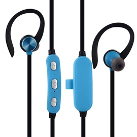 Wireless Bluetooth Earphones Waterproof Headphone Sport Running Headset Stereo Bass Earbuds Handsfree With Mic