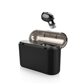 X8 Bluetooth 4.2 In-Ear Wireless Mini Bluetooth Earphone Waterproof Headset With Charging Box--Single