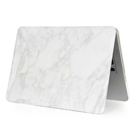 For Macbook Air 11 Macbook Pro Retina 13/15 Cover Marble Rubberized Hard Case Cover