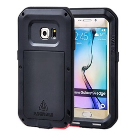Aluminum Waterproof Shockproof Case for Samsung Galaxy S6 Edge