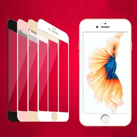 Anti-Fingerprints High Definition Tempered Glass Screen Protectors For iPhone 6 /6s 6 Plus /6s Plus