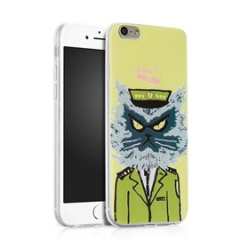 Cat Series Pattern Painted Relief Case for Iphone6/6s /6plus/6s plus