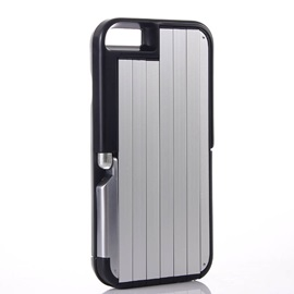 Self Artifact Bracket Shell Phone Stikbox Phone Case for iPhone 6 / 6S / 6Plus / 6sPlus