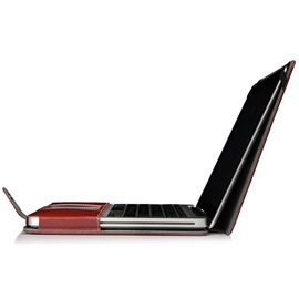 PU Leather Protective Case for Macbook Pro 13.3 Inch