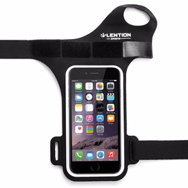 For iPhone 6/6s/7Plus Case Waterproof Gym Sports Running Armband Arm Band Phone Pouch Case Cover Holder