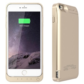 8200mAh External Power Bank Case Pack Backup Battery Charge Cover for iPhone 6/6s /6Plus/6sPlus