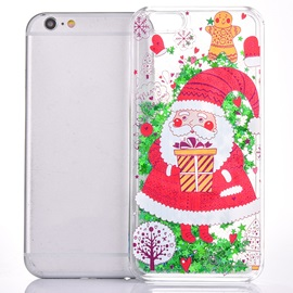 For iPhone6/6s/6plus/6splus/7/7plus New Christmas Santa Claus Case