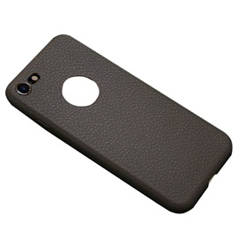 For IPhone6/6S/6Plus/7/7Plus Simple Style Ultra-thin TPU Solid Color Case