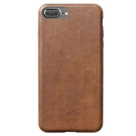 Nomad Fashion Brown Luxurious Leather Case for Cellphone IPhone 7/7 Plus