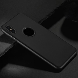 iPhone X Case Matte Frosted Shield Skin Protective Lightweight TPU Cover Case for Apple 5.8