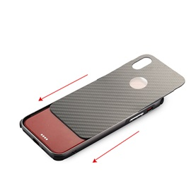 Aluminum Metal Bumper Case for iPhone X/8 Plus/7