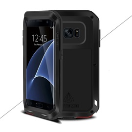 Samsung S7 Case Shock- Absorption/High Impact Resistant Full Body Protective Cover Case for Samsung S7 & S7 Edge