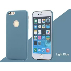 For IPhone 6/6S/6 Plus Solid Color Ultra-thin Case
