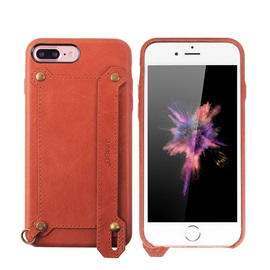 Sumgo Leather Case with Holder for IPhone 6/6S/7/8/X/7 Plus/8 Plus