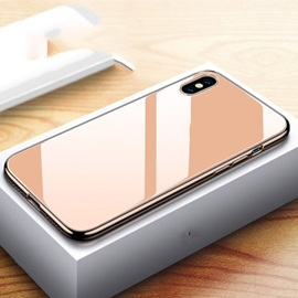 Joyroom Transparent Anti-fall Mobile Phone Case for iPhone XR XS XSmax