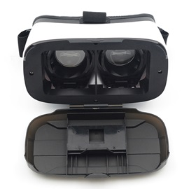 Newest VR BOX Upgraded Original 3D Glasses Google Cardboard II 2.0 IMAX Viewing Smart Gamepad for 4.0-6.0 Inches Smartphone