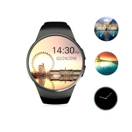 KingWear KW18 Smart Watch Sleep Tracker Heart Rate Monitor for ios and Android