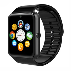Unisex Android System 0.3 MP Camera Pixels Passometer Fitness Tracker Smart Watch