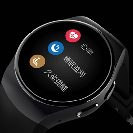 KW18 Bluetooth smart watch full screen Support SIM TF Card Smartwatch Phone Heart Rate for apple gear s2 huawei