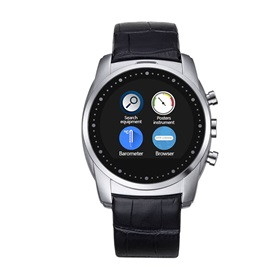 2016 New 6261A A8 Smart Watch BT3.0 Heartrate Monitor Alarm Sleep Tracker Smartwatch For Android iOS