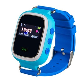 Kid GPS Smart Watch Wristwatch SOS Call Location Finder Locator Device Tracker for Kid Safe Anti Lost Monitor