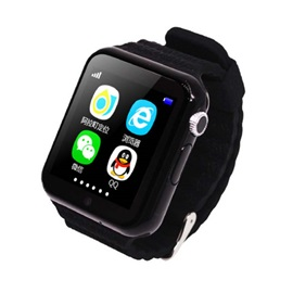 Arrival V7K with Camera Support GPS & SOS Call Kids Safe Anti-Lost Smartwatch