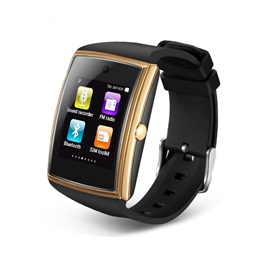 LG-518 Smartwatch with Camera/NFC IPS Curved Screen Fitness Tracker for iPhone Android