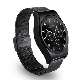 New Bluetooth Smart Watch with Camera Heart Rate Monitor for iPhone Android Phones