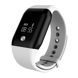 A88+ Smart Wristband Support Heart Rate Monitor & Blood Oxygen Monitor