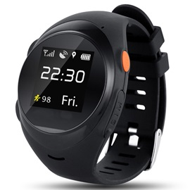 X83 400mAh Large Capacity Smart Watch Support SOS & GPS LBS