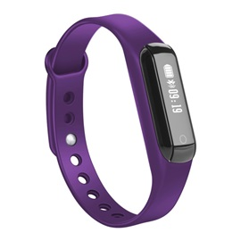 Pop C3 Smartwatch Resistant Water Activity Monitor Bluetooth Bracelet for Samsung Android/Apple Cellphones