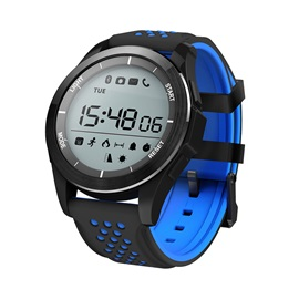F3 Sports Smart Watch IP68 Resistant Water Activity Monitor for iPhone Android