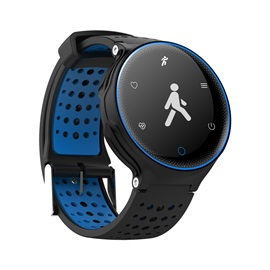 G8 Smartwatch Bluetooth IP68 Water Resistant Activity Monitor for Apple Android Phones