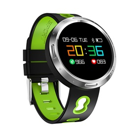 X9VO Smart Bracelet Heart Rate Fitness Monitor Smartwatch for Apple X/8 Plus Android Phones