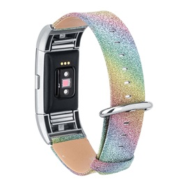 Fitbit Charge 2 Bling Bling Smart Band Replacement for Women Christmas Gifts