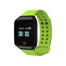 Z66 Waterproof Smartwatch Bracelet Heart Rate Blood Pressure Monitor for Apple Android Phones