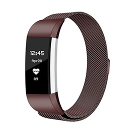 Fitbit Charge 2 Adjustable Band Replacement with Magnetic Lock