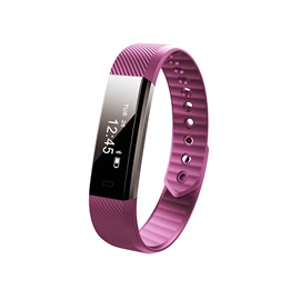 2017 Cheap Smart Watch Bracelet for Women Fitness Tracker for Apple Android Phones