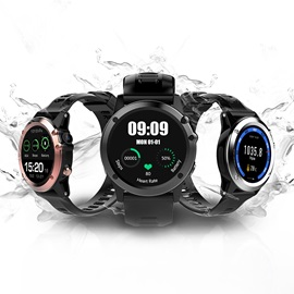 H1 Outdoor Smartwatch Phone 1GB+4GB 3G Network with Camera Support GPS/Wifi/Altitude