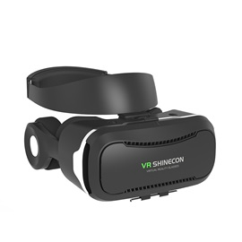 SC-G02E 3D Virtual Reality Glasses Video Movie Game Box