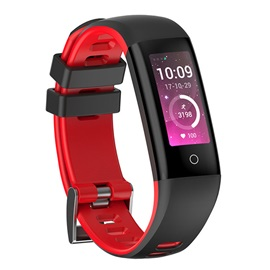 G16 Color Screen Smart Wristband Multi-Sport Heart Rate Blood Pressure Monitoring Waterproof Fitness Bracelet