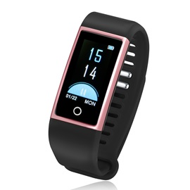 M18 Smart Bracelet Heart Rate Blood Pressure Tracker Sport Pedometer Watch Wristband