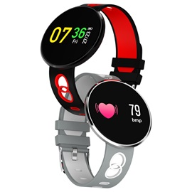 CF006H Sports Smart Bracelet IPS Color Screen Heart Rate Blood Pressure Monitor IP67 Smartband