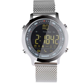 EX18 Smart Watch for Android, Waterproof Fitness Tracker Call Reminder